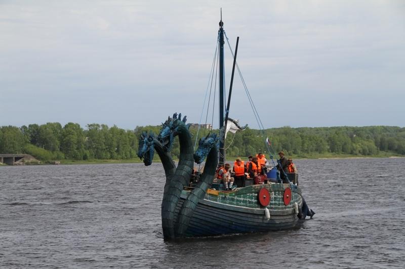 В Ярославле и Рыбинске побывали участники экспедиции «Путь Рюрика»