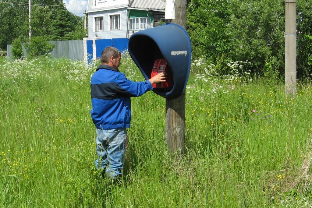 С 1 июня звонки с таксофонов на стационарные телефоны по всей России будут бесплатными