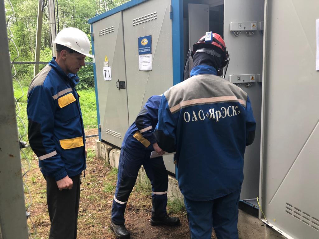 В рамках подготовки загородных лагерей к открытию проверены объекты электросетевого хозяйства