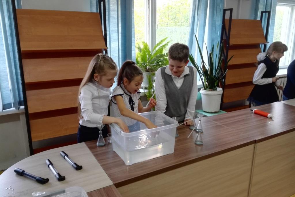 В проектной научно-технической лаборатории Переславской гимназии прошли первые занятия