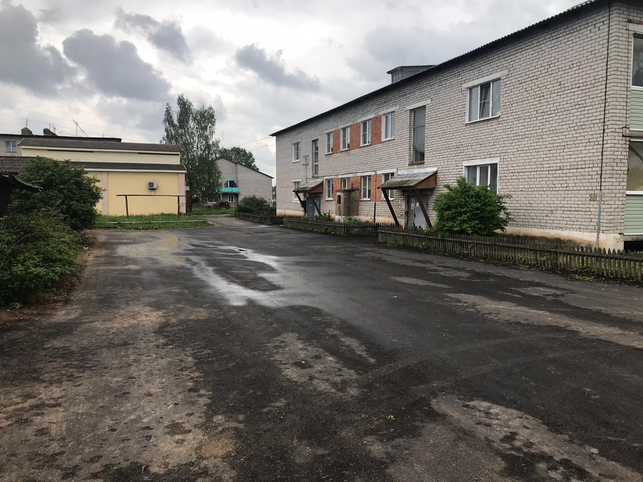 В Большесельском районе приступили к ремонту дворов по программе «Решаем вместе!»