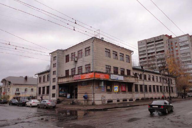 Дом связи в Рыбинске отнесен к категории памятников местного значения