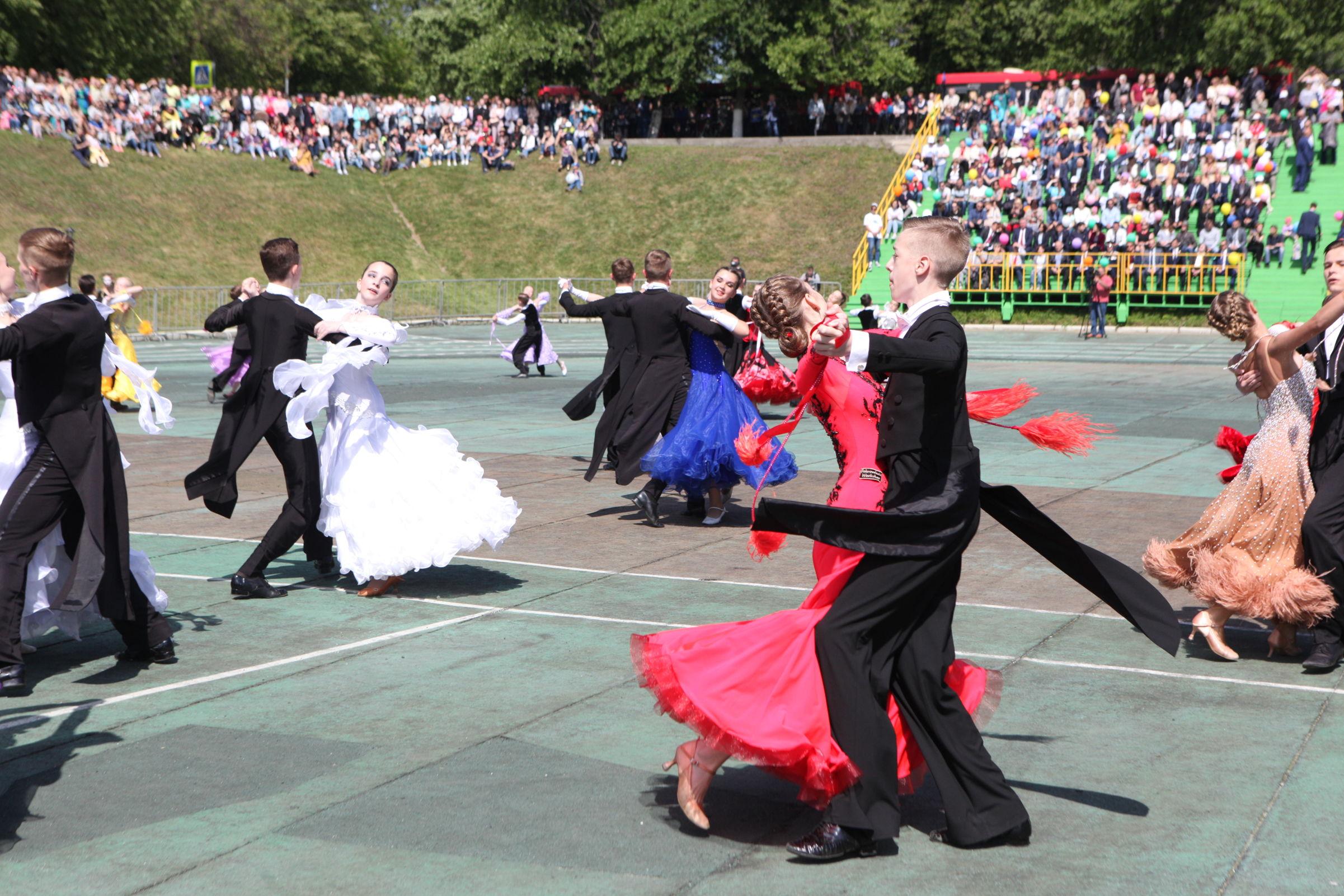 В Ярославле проходят праздничные мероприятия по случаю Дня города: фото