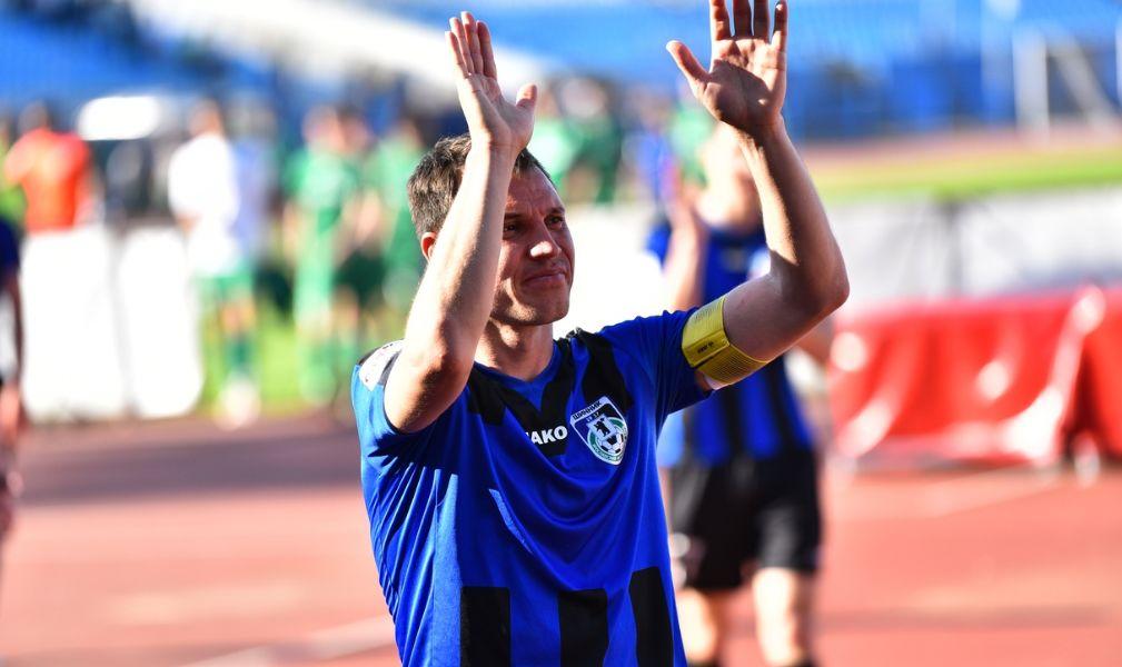 «Шинник» одержал домашнюю победу в заключительном матче сезона