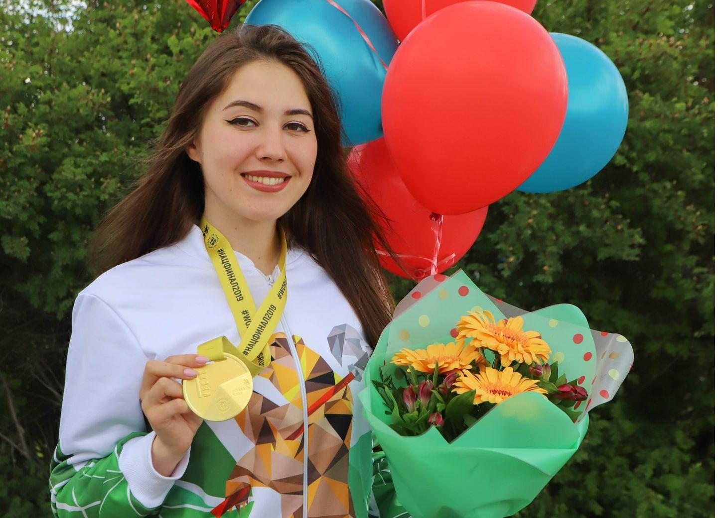 Дмитрий Миронов: ярославна победила в национальном чемпионате WorldSkills