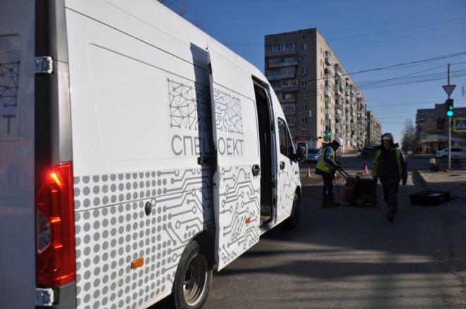 В Рыбинске устанавливают интеллектуальные светофоры
