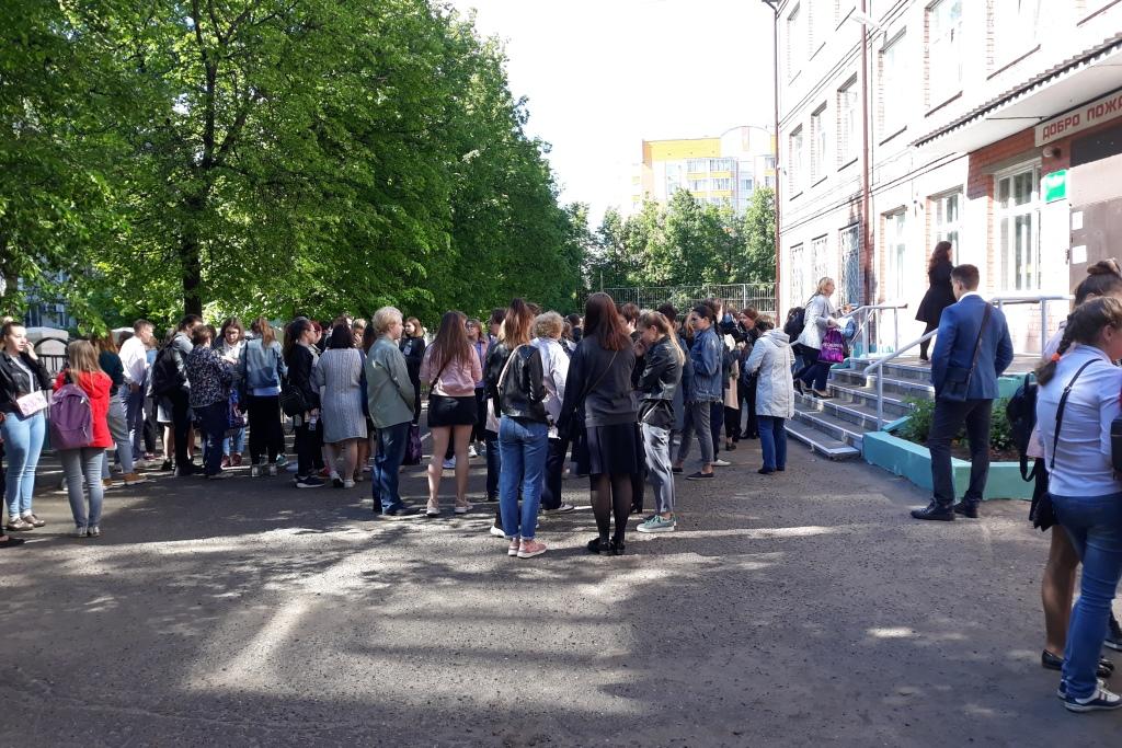 В Ярославской области старт основного периода сдачи ЕГЭ прошел без сбоев