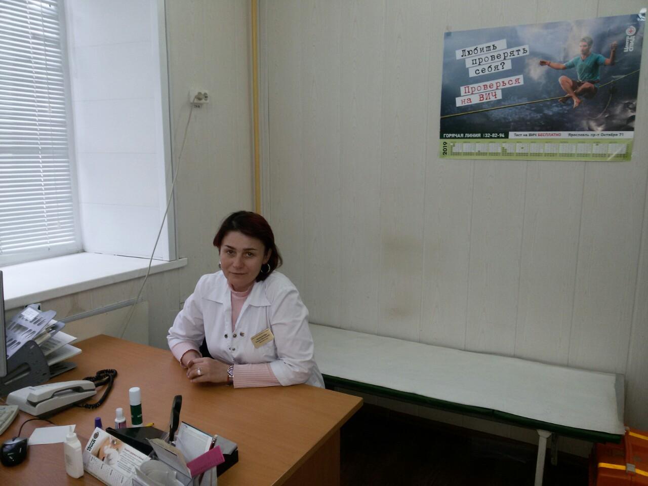 В городской поликлинике №3 имени Семашко в Рыбинске открылся кабинет неотложной помощи