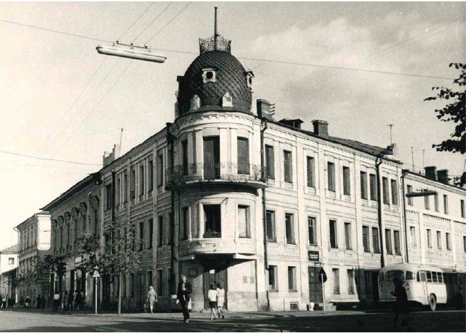 Доходный дом Крашенинниковых – Седова в Рыбинске признан памятником местного значения