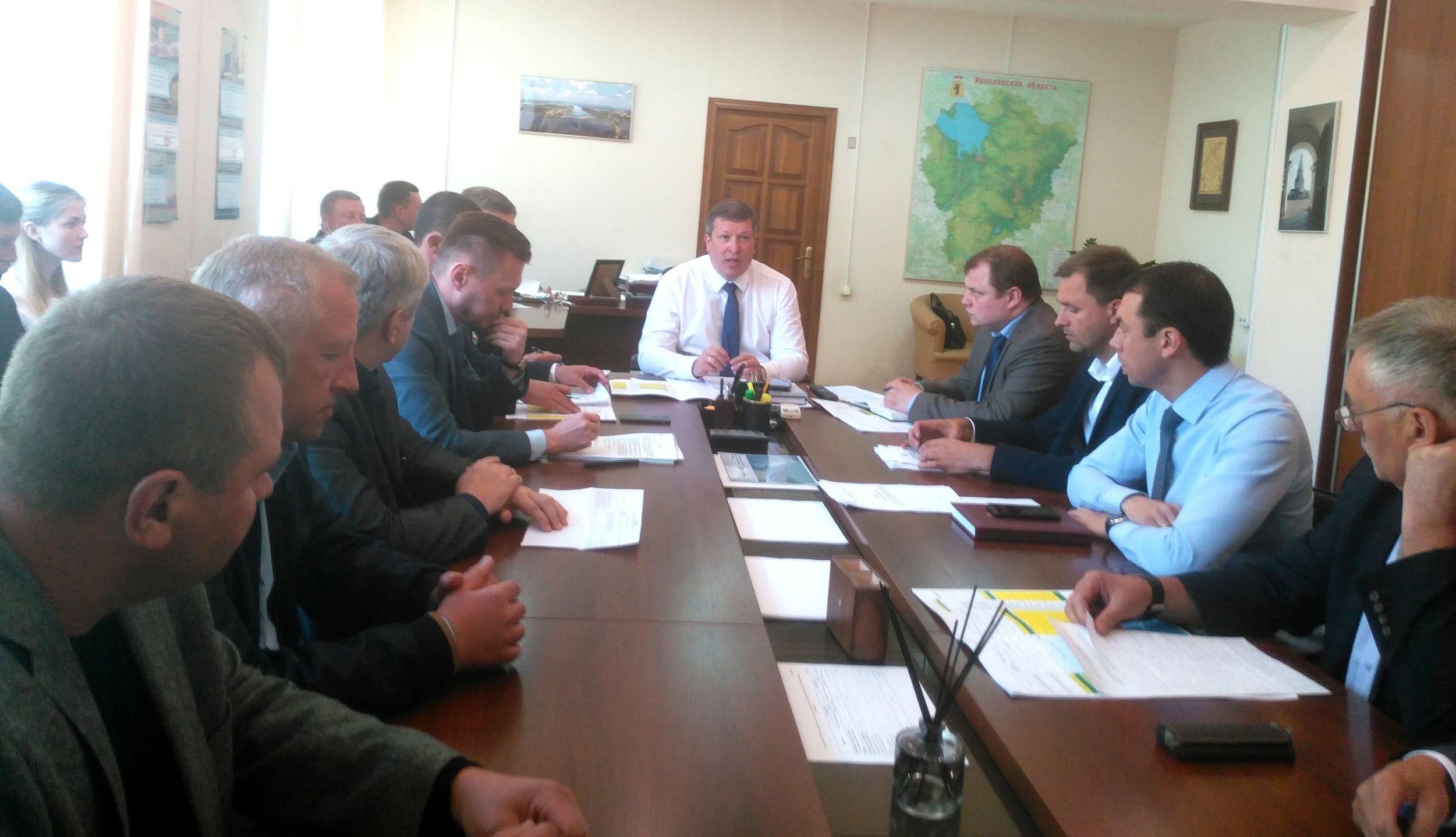 Определены подрядчики, которые отремонтируют два десятка дорог Ярославской области
