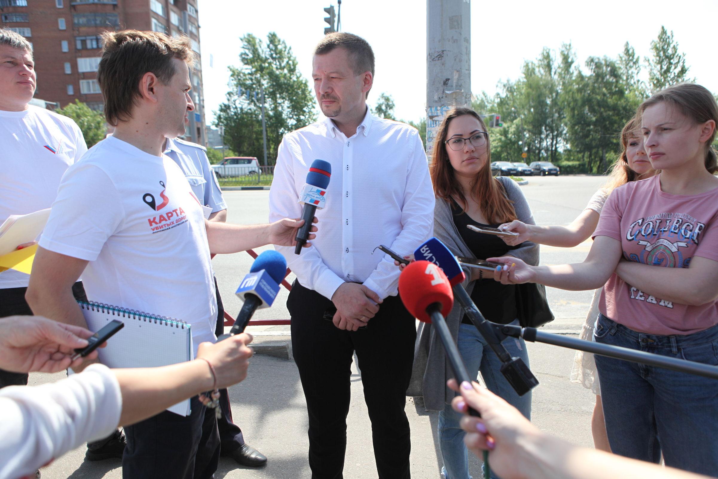 Федеральные эксперты искали самые убитые дороги в Ярославле
