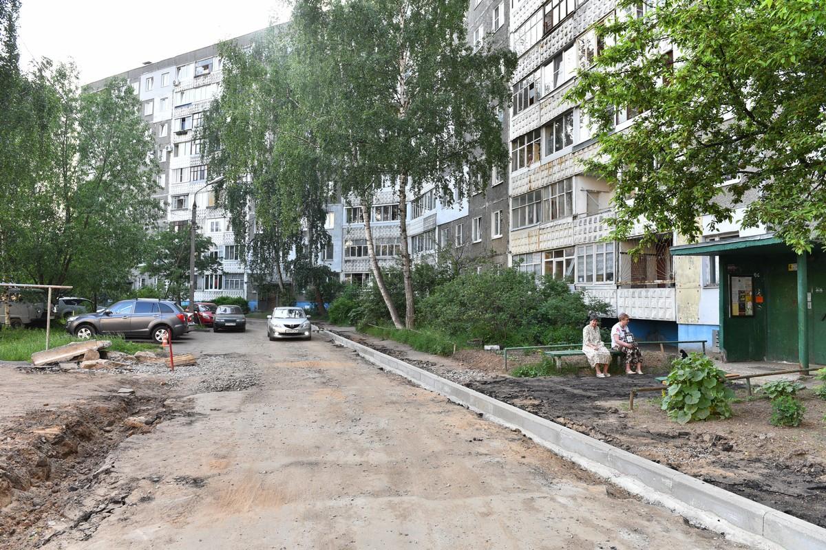 В рамках проекта «Решаем вместе!» в Ярославле благоустроят 20 дворов