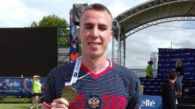 Ярославцы стали призерами чемпионата России по плаванию на открытой воде