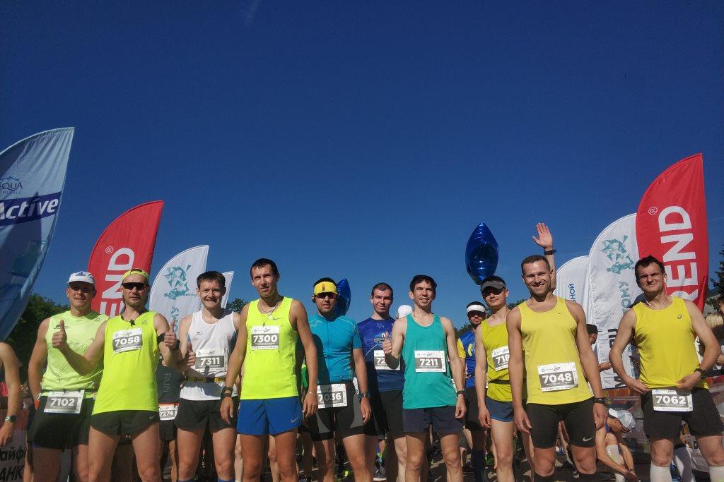 Участие в марафоне в Переславле приняли представители шести зарубежных стран и 214 городов России