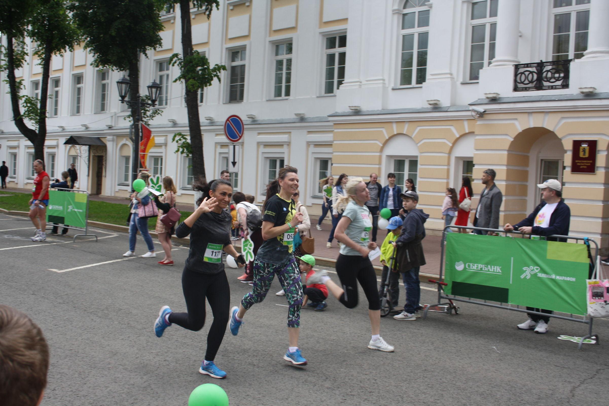 ПАО «ТНС энерго Ярославль» стало участником «Зеленого Марафона»