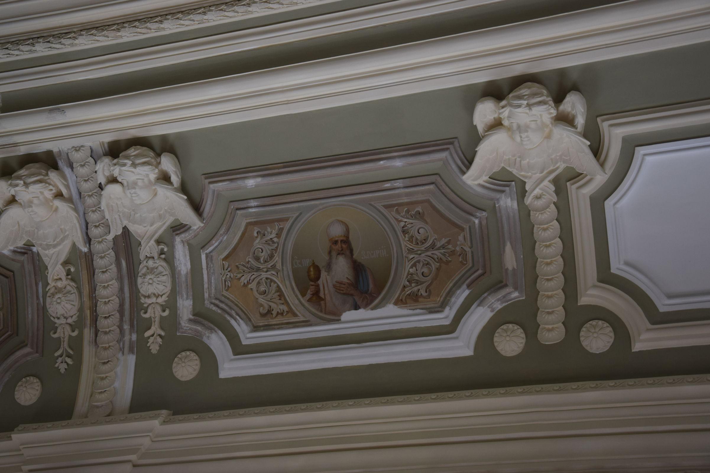 На всероссийской конференции рассказали о реставрации Петропавловского храма