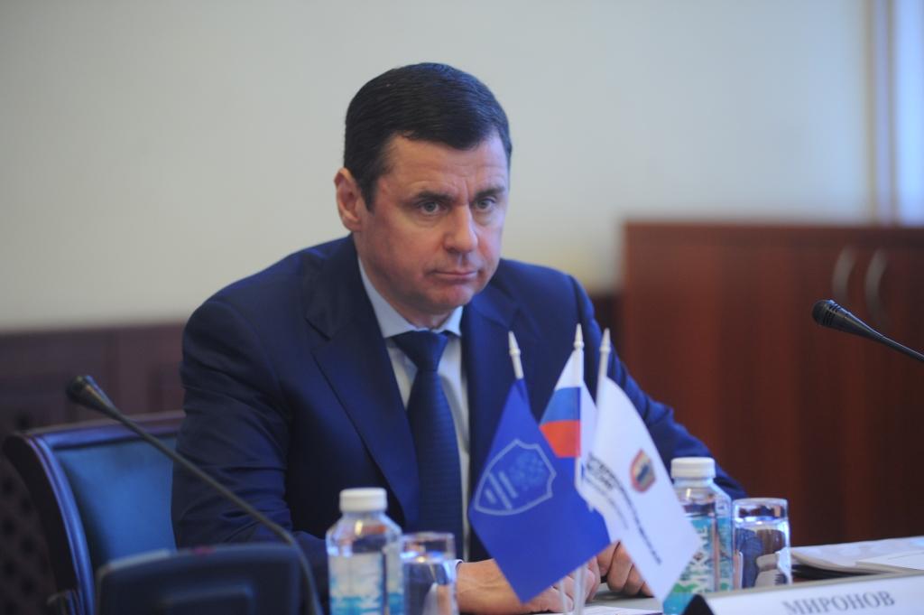 Дмитрий Миронов: необходимо реализовать весь комплекс мер безопасности в преддверии Дня России