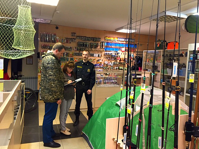Из-за долга в 317 тысяч ярославская предприниматель может лишиться рыболовных снастей
