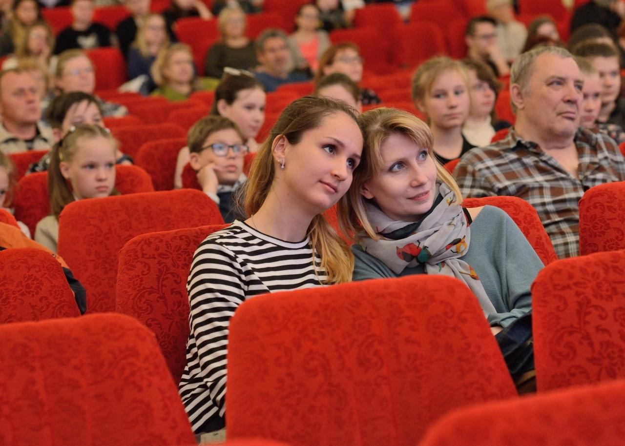 В Переславле в рамках культурного форума пройдут бесплатные показы кино и мультфильмов