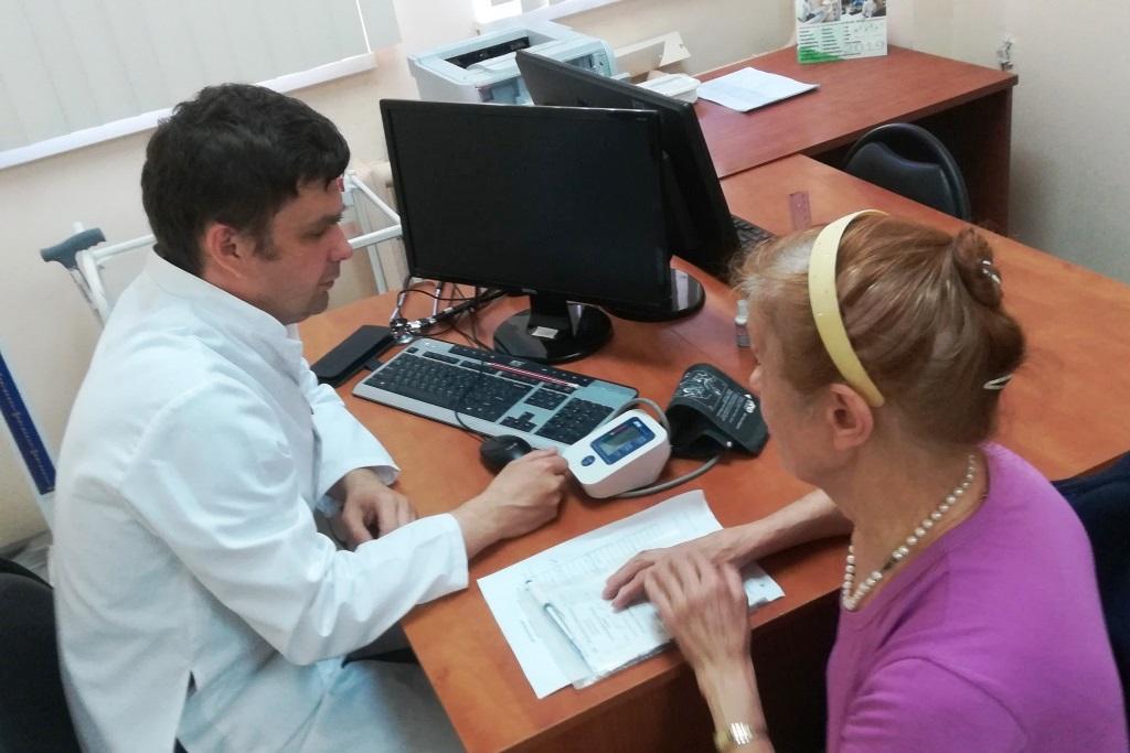 В Ярославле открылся первый кабинет, специализирующийся на проблемах пожилых людей