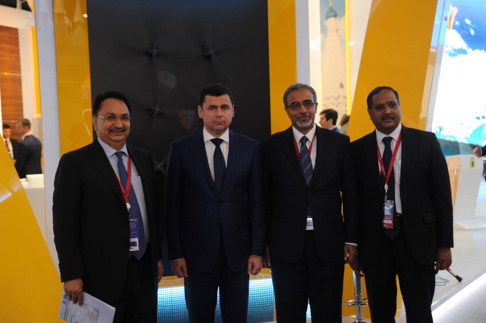 Ярославская область планирует сотрудничать с индийскими предприятиями