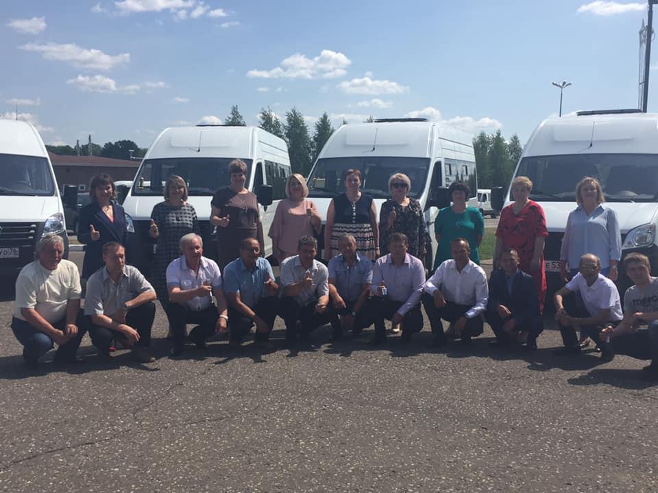В Ярославской области сельских пенсионеров будут возить на диспансеризацию специальным транспортом