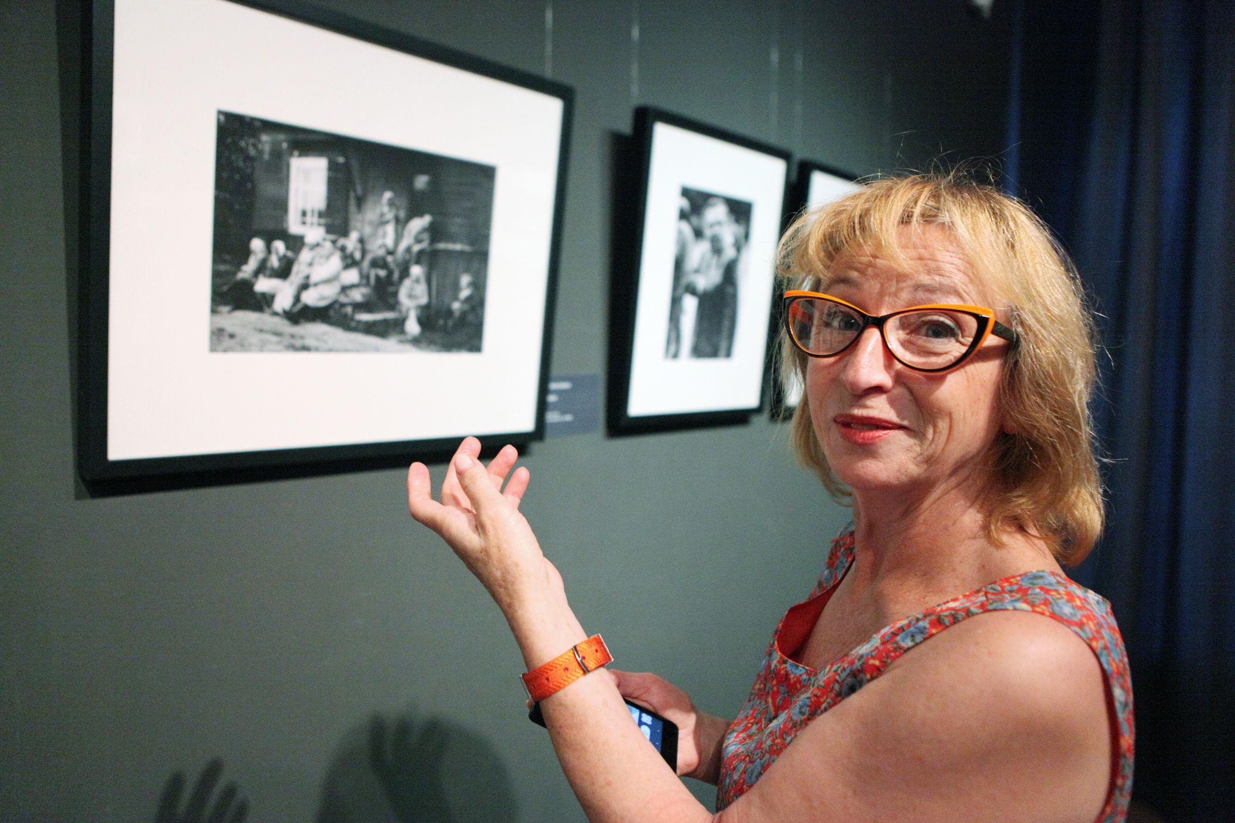 На фотовыставке в Ярославле представлены произведения, рассказывающие об истории страны в XX веке