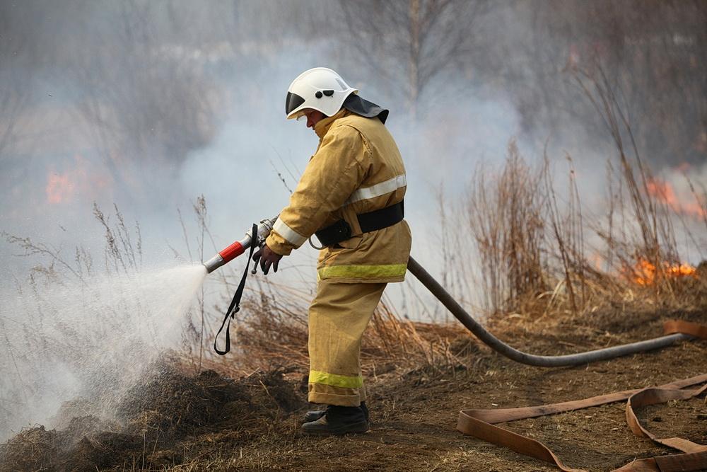 В Ярославской области установлен наивысший класс пожарной опасности