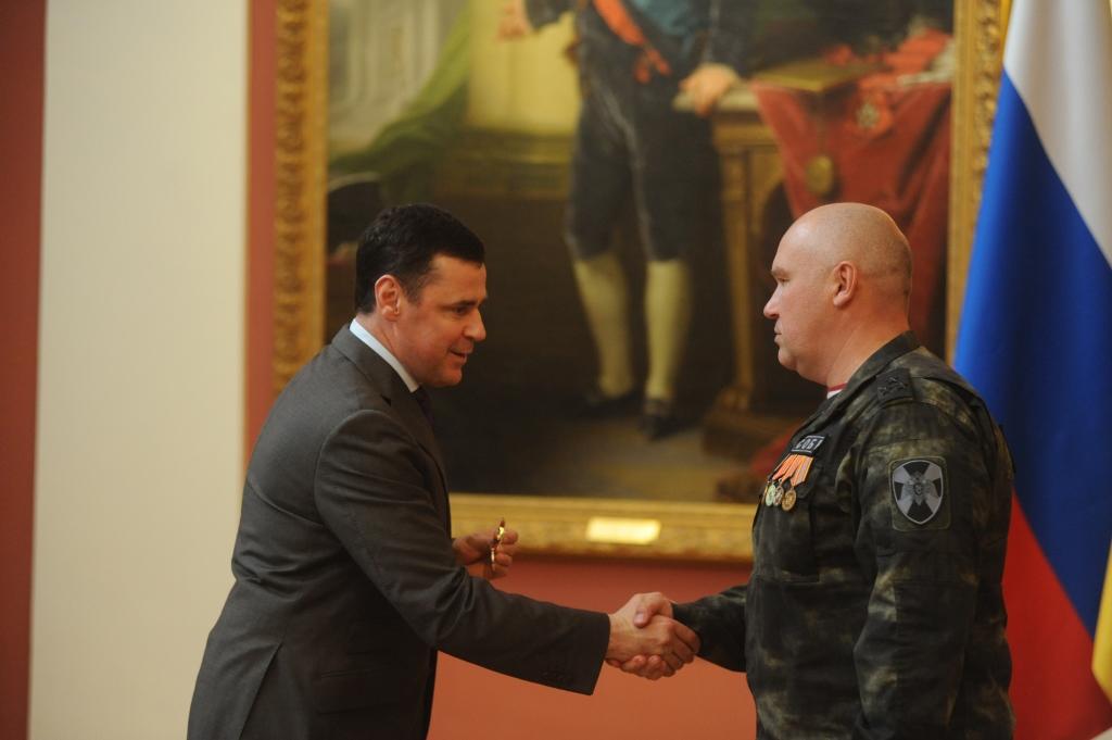 Дмитрий Миронов вручил выдающимся ярославцам государственные и областные награды
