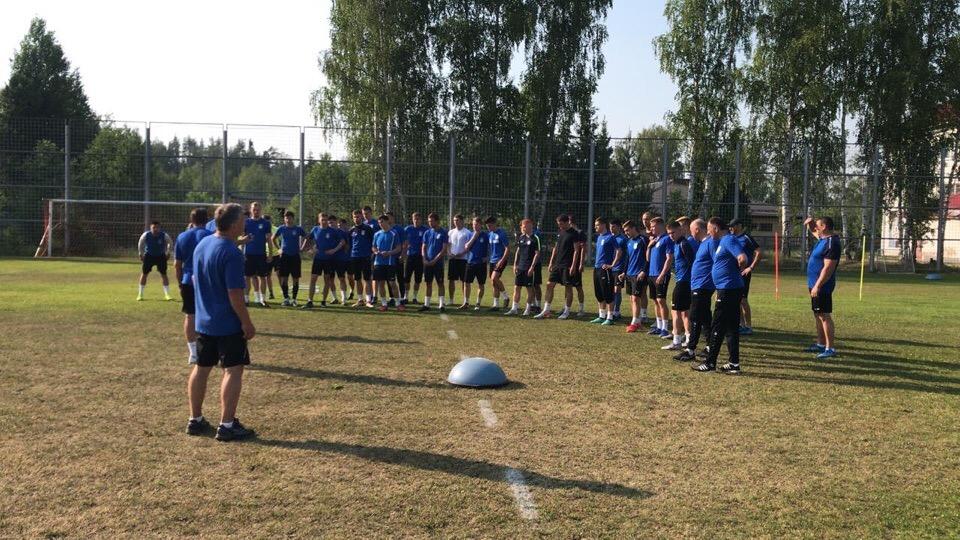 «Шинник» начал подготовку к новому сезону