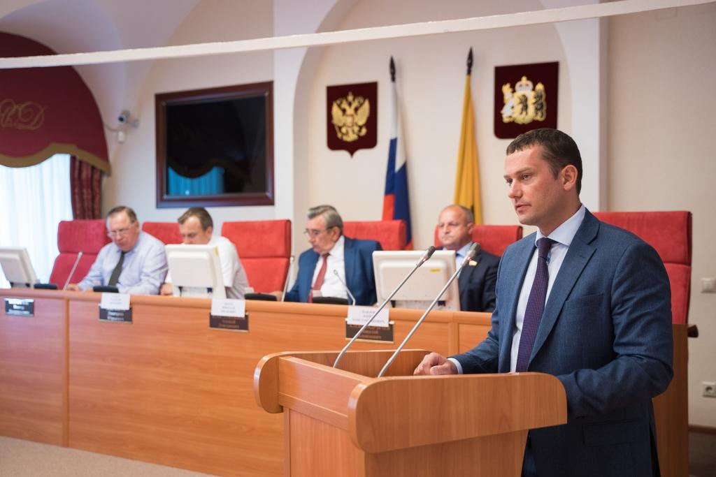 На дороги в Ярославской области в этом году потратят 7,5 миллиарда рублей
