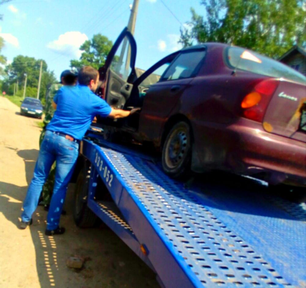 Житель Ярославской области лишился машины, не расплатившись по кредиту
