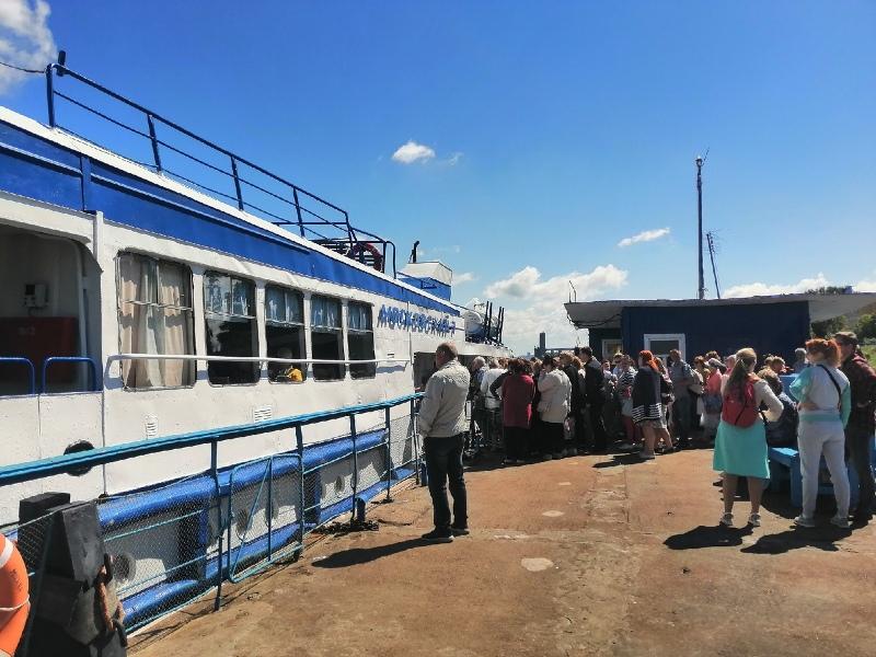 В Ярославской области открыли маршрут на родину адмирала Ушакова