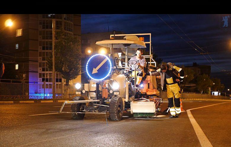 На аварийном перекрестке на Московском проспекте в Ярославле изменится схема движения