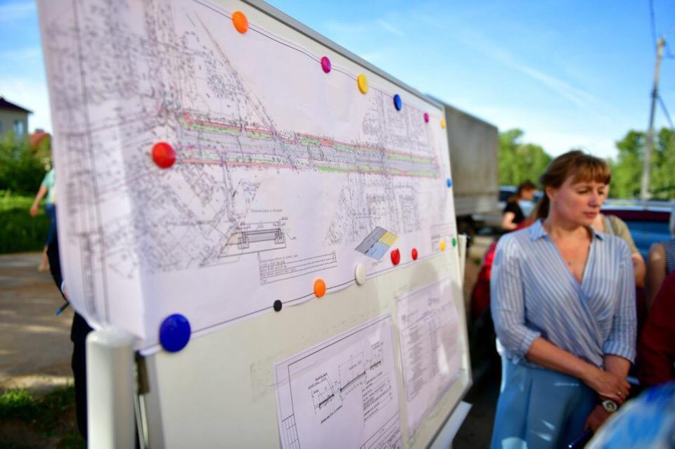 В Ярославле начали строить дорогу, которая свяжет две крупные магистрали