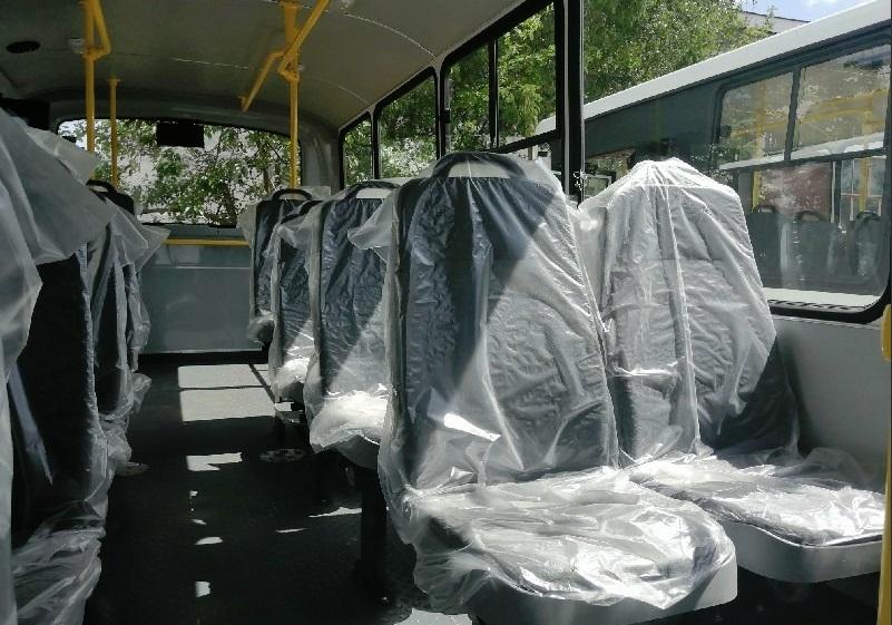 На маршруты в Рыбинске выйдут четыре новых автобсуса