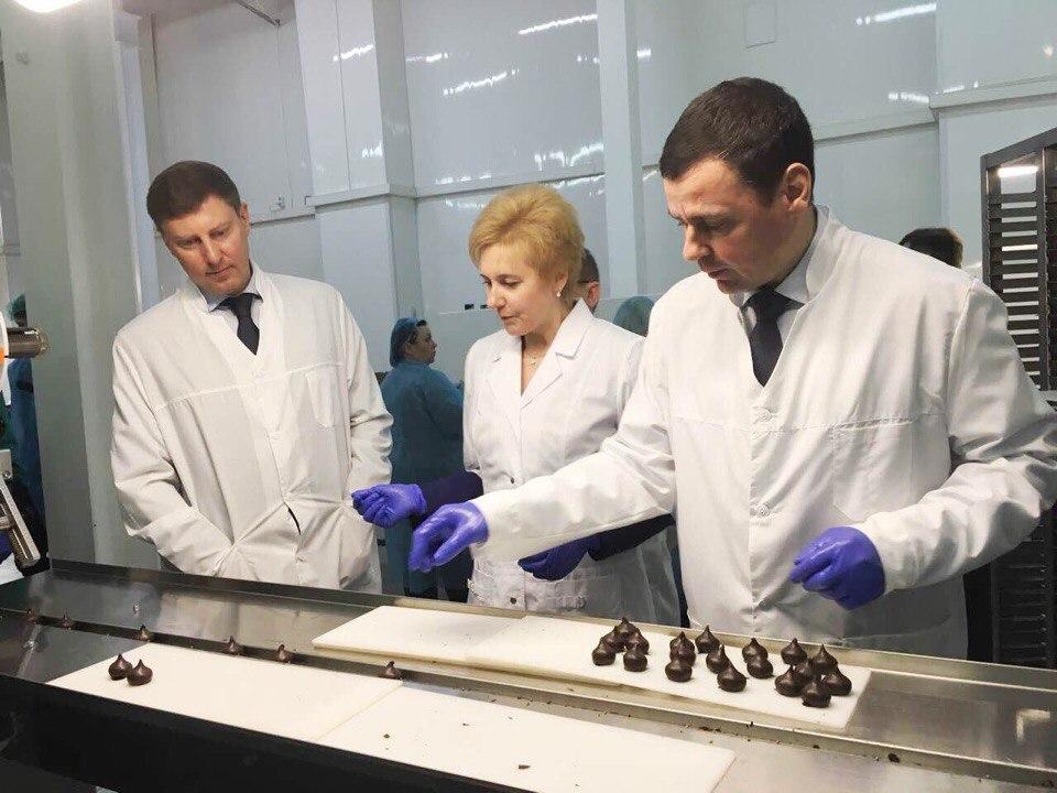 Где делают «президентский» шоколад. Как благоустроят село в Ярославской области