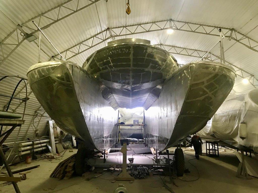 Ярославские яхты отправляют на Мальдивы, в Индию и во Вьетнам