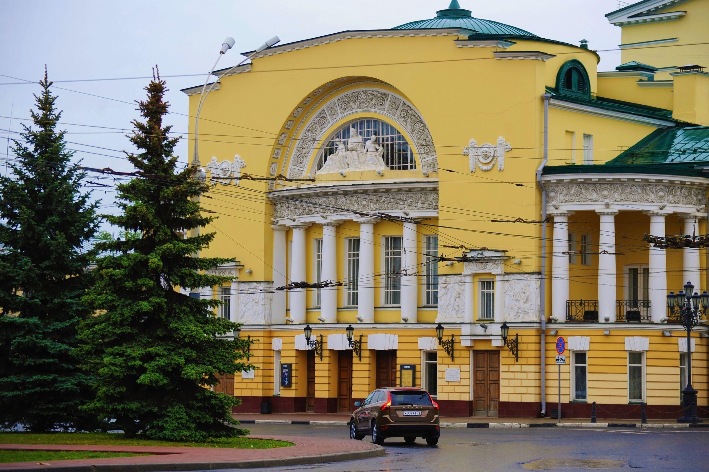 В Ярославле отпразднуют день рождения Волковского театра: программа