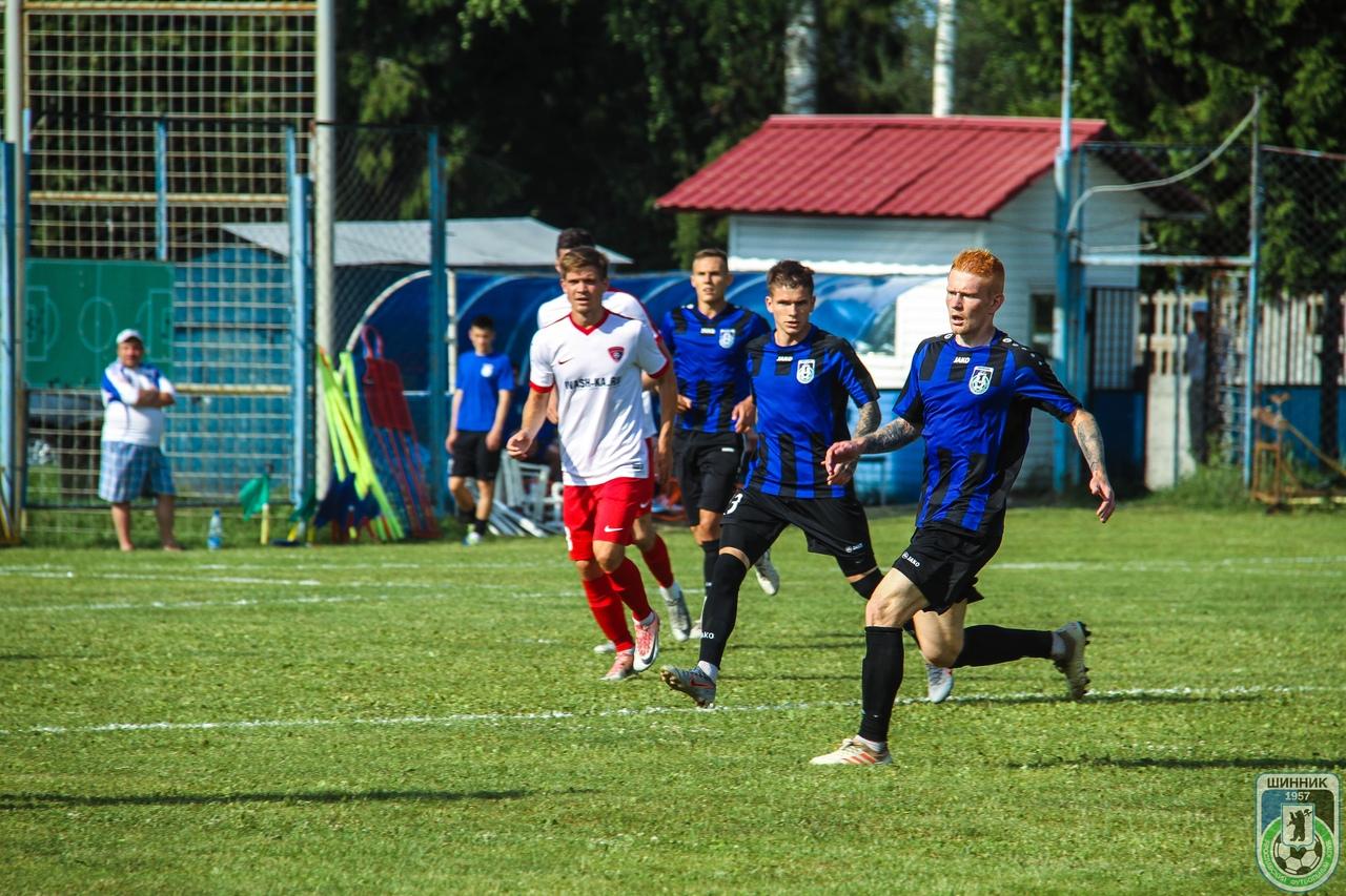 «Шинник» уступил «Текстильщику» во втором контрольном матче межсезонья