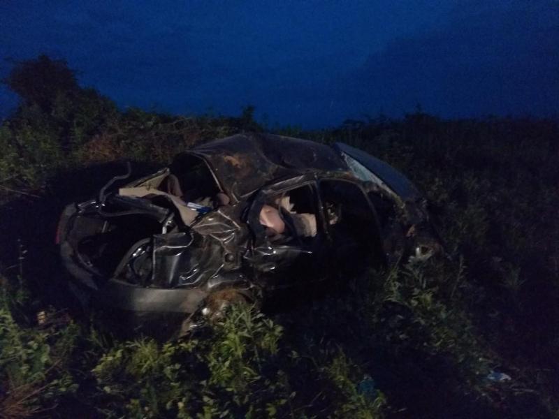 В жутком ДТП в Ярославской области один человек погиб, двое пострадали