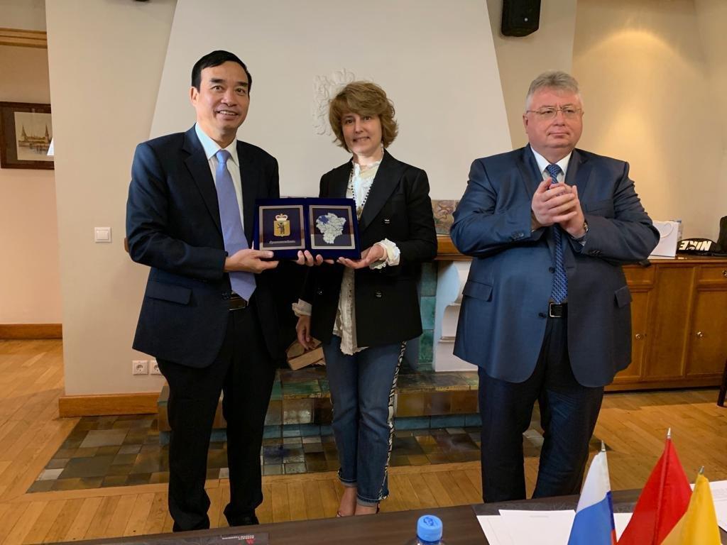 Продукты ярославских предприятий собираются продавать во Вьетнам