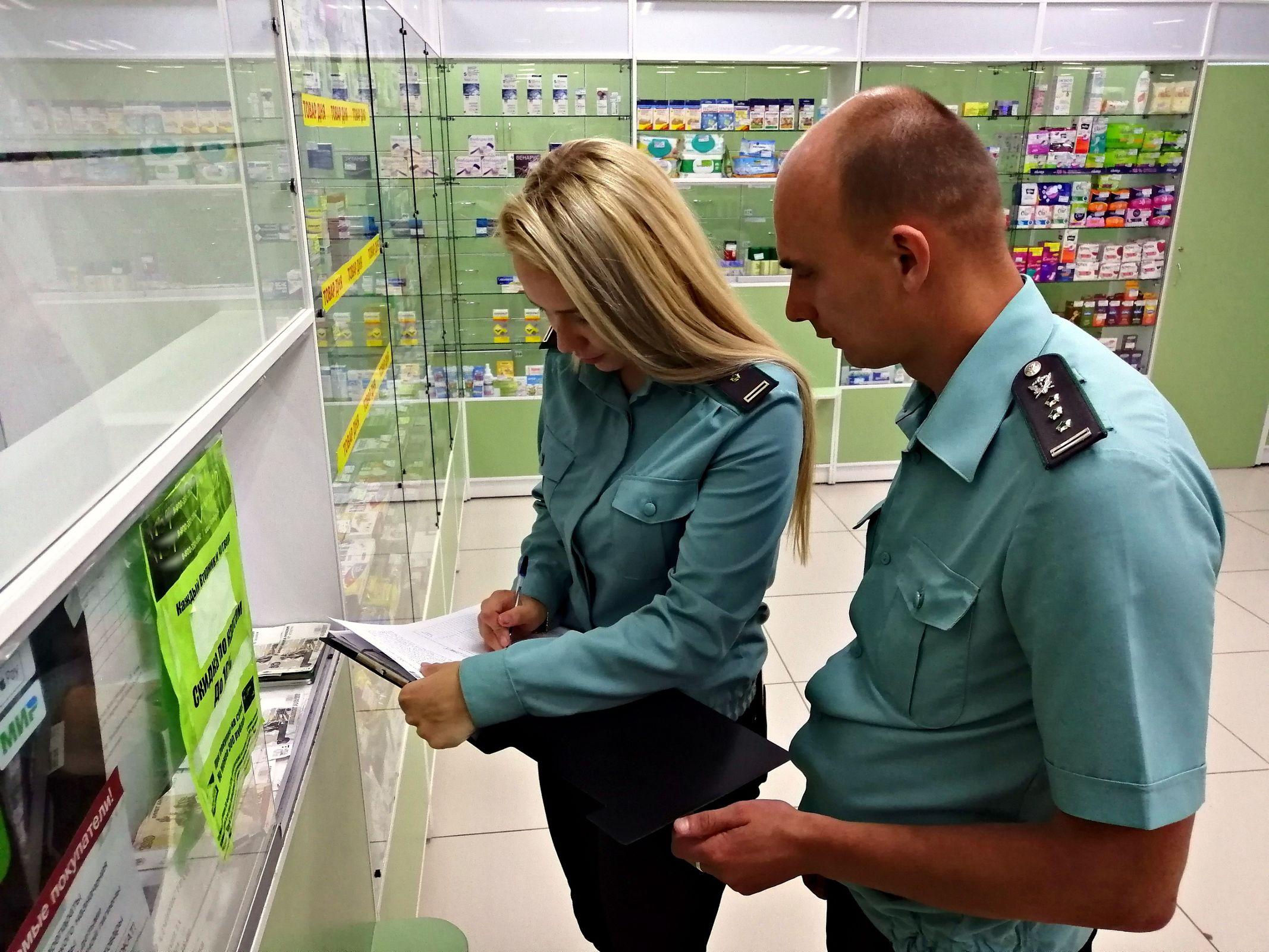 У ярославской аптеки арестовали лекарства за долг в два миллиона