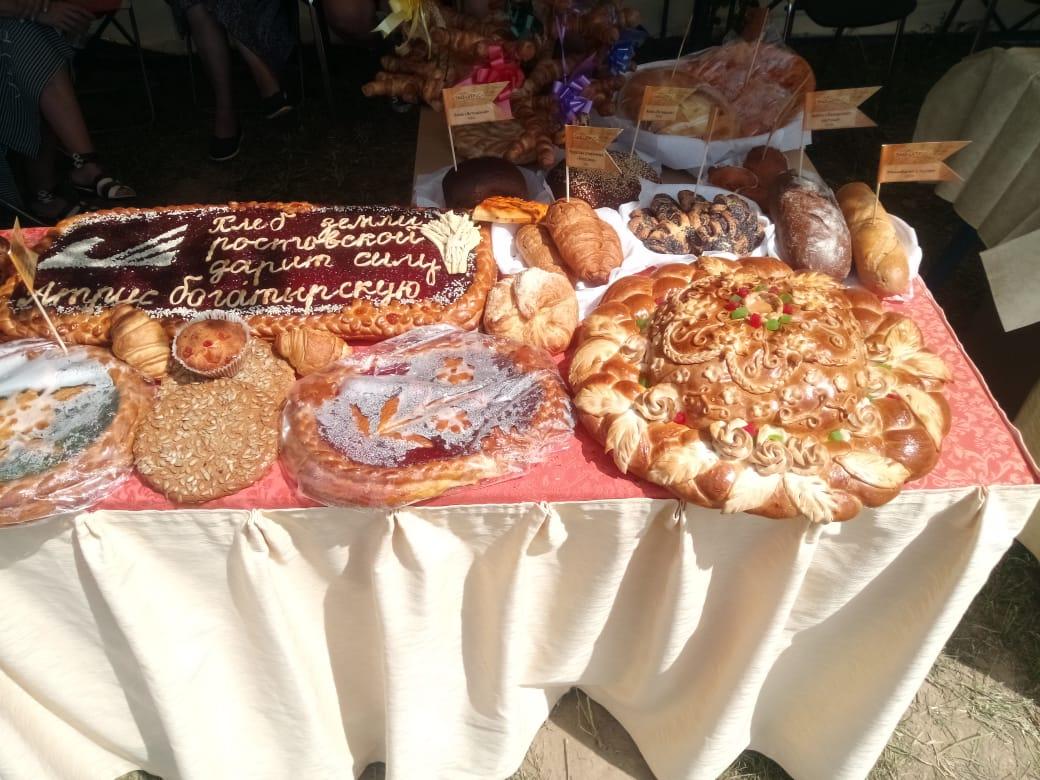 Ярославские предприятия соревновались в мастерстве выпекания хлеба: тройка призеров