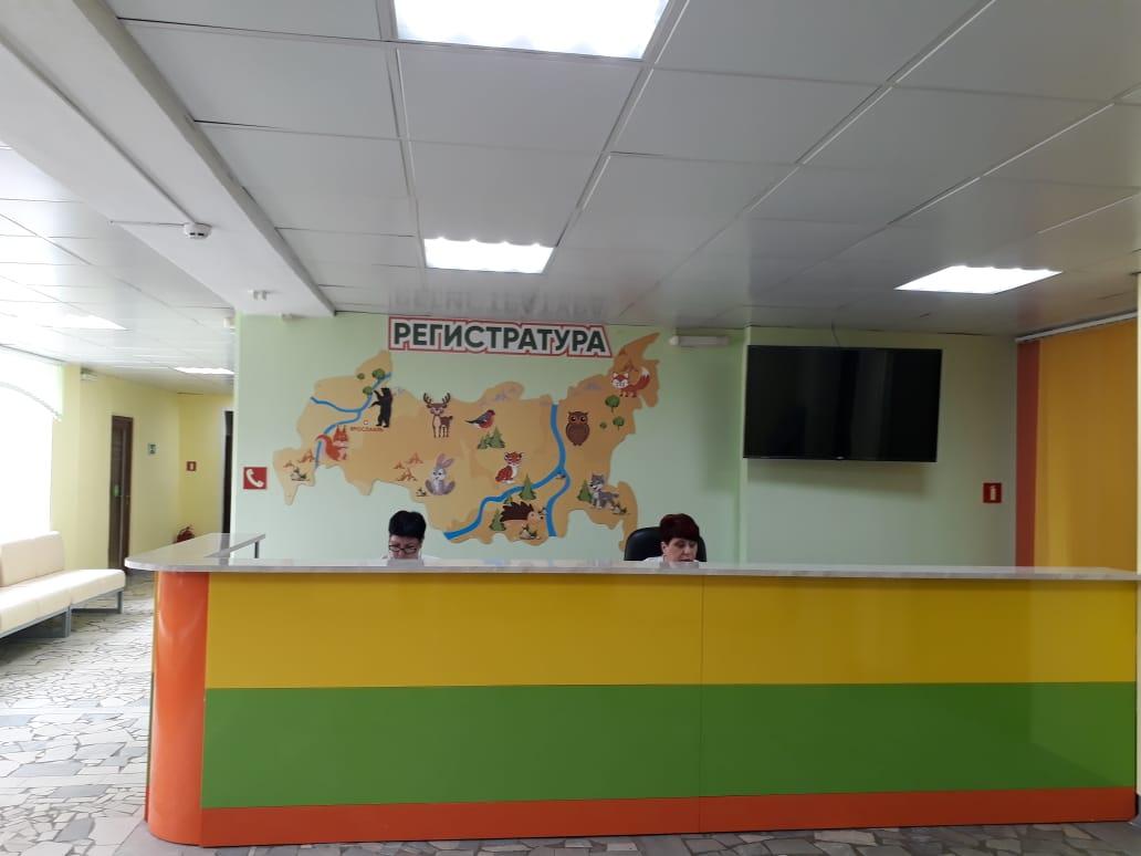 В новом здании больницы в центре Ярославля начали работать два детских отделения