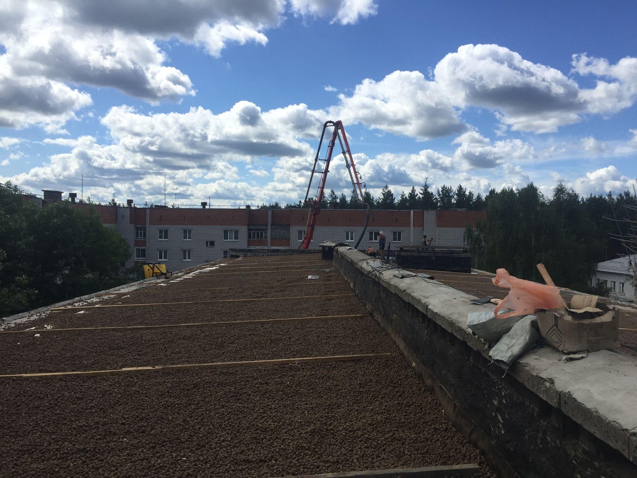 В Ярославле начались работы в доме, где ремонт не проводился полвека