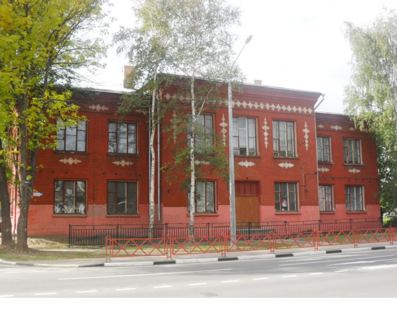 Здание школы в центре Ярославля стало памятником архитектуры