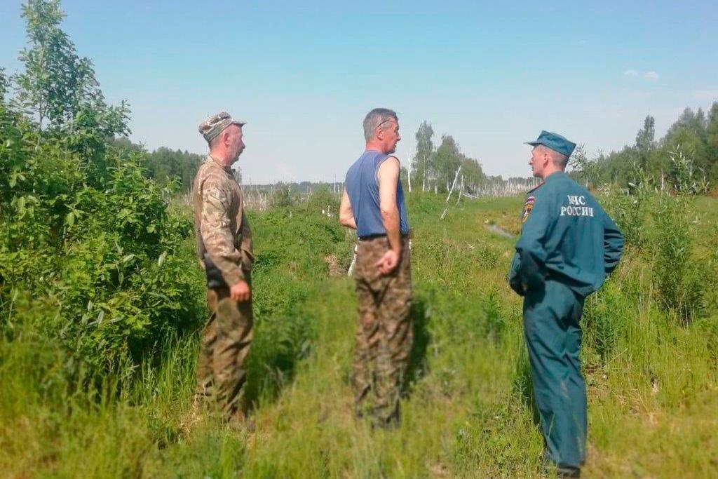 Пять торфяных пожаров выявили в Ярославской области с начала сезона