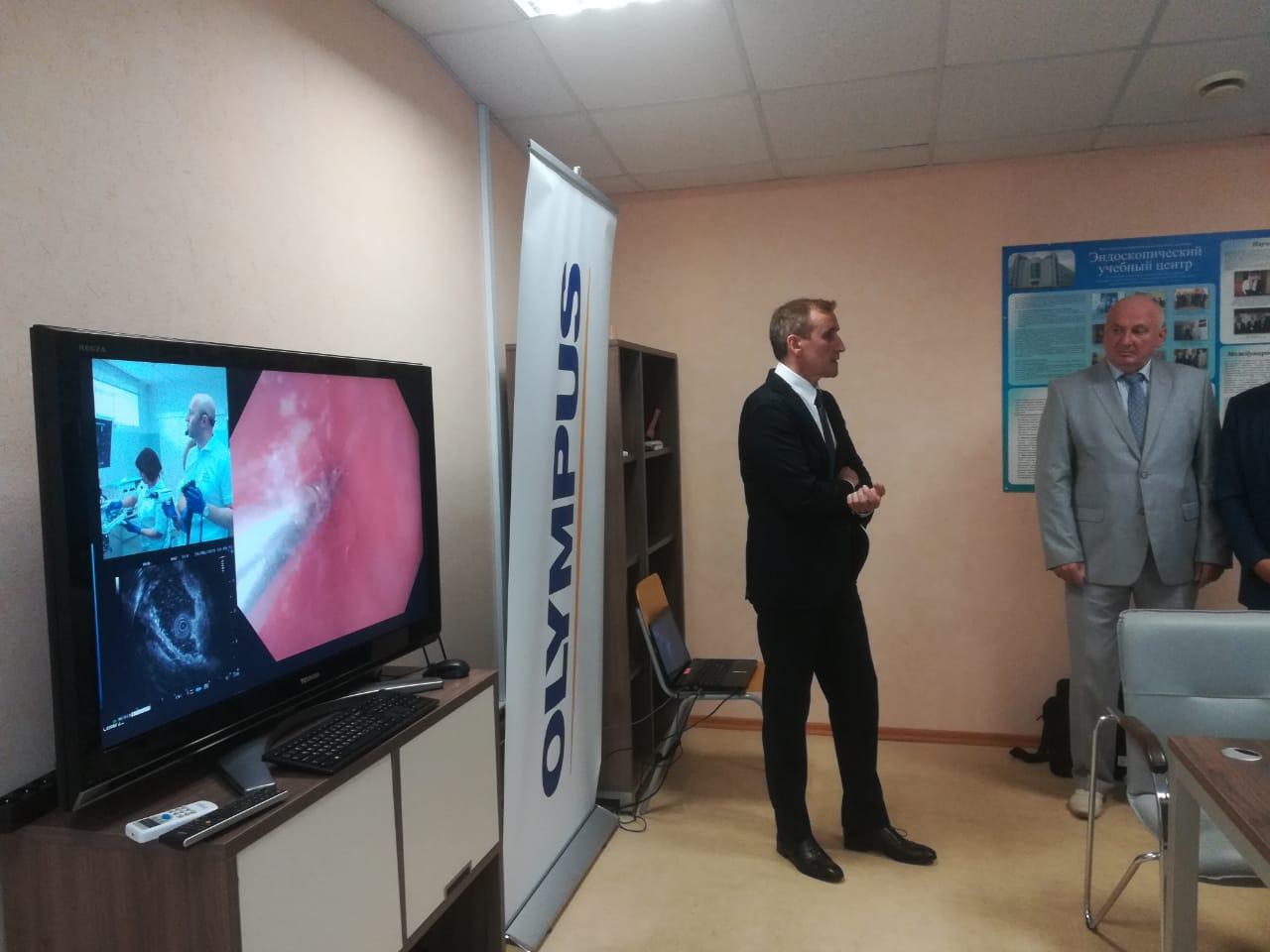 Онкологическая больница и учебный центр ЯГМУ получили уникальное оборудование
