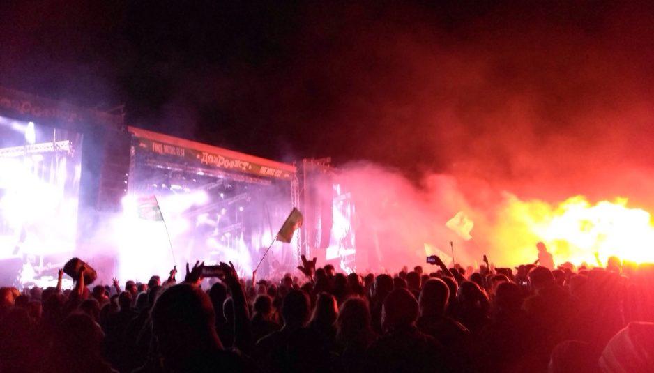 На фестивале под Ярославлем выступят Дельфин и отцы тяжелой французской сцены